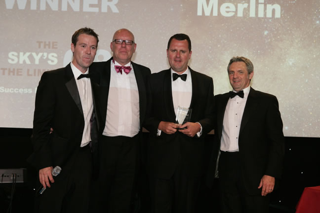 Merlin Financial Services - Bankhall's IFA of the Year Mid-size Firms Category